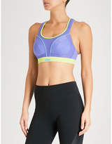 Shock Absorber Ultimate Run stretch-jersey sports bra