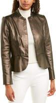 St. John Leather Jacket