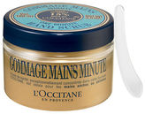 L Occitane Shea One Minute Hand Scrub