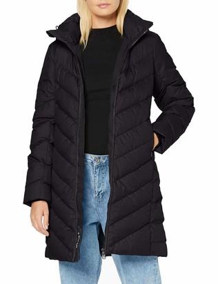 G Star Women's Whistler Slim Down Hooded Long Coat