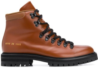 Common Projects Signature Hiking Boots