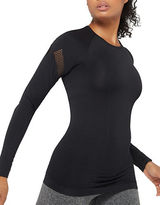 MPG Unify Mesh-Paneled Seamless Top