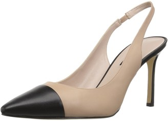 Nine West Women's Exuberate Leather Sandal