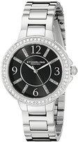 Stuhrling Original Women's 480.02 Allure Analog Display Quartz Silver Watch