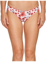 Emporio Armani Printed Microfiber Brief Women's Underwear