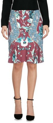 Roberto Cavalli Knee length skirt