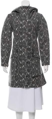 c119a9644 Felt Lace Wool Jacket w/ Tags