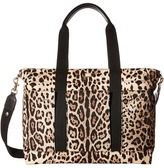 Dolce & Gabbana Leopard Print Diaper Bag (Little Kids/Big Kids)