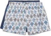 Hanro - Two-pack Cotton-poplin Boxer Shorts