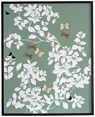 Dawn Wolfe Design Dawn Wolfe - Dimensional Chinoiserie: Grass