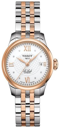 Tissot Le Locle Lady Automatic Watch T41.2.183.16