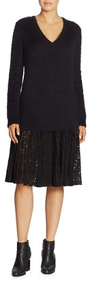 N°21 Sleeveless Lace Dress
