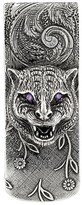 Gucci Garden feline head money clip