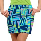 Loudmouth Women's Loudmouth Tiki Bar Print Golf Skort