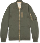 Remi Relief MA-1 Shell Bomber Jacket