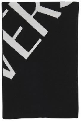 Versace Maglia scarf