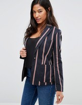 French Connection Freddie Stripe Blazer