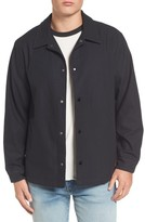 Brixton Men's Wright Water Resistant Coach's Jacket