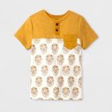 Genuine Kids from OshKosh Toddler Boys' Henley Shirts Genuine Kids from OshKosh® - Yellow