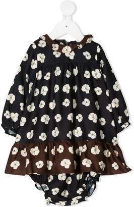 Marie Chantal Floralia printed dress