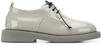 Marsèll Varnished Lace-Up Shoes