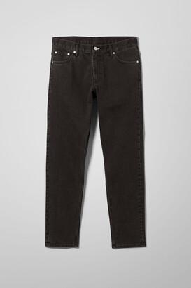 Weekday Sunday Slim Jeans - Black