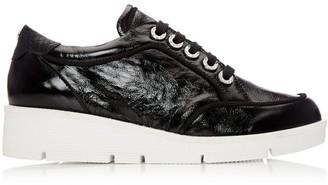 Moda In Pelle Birrin Black Patent Leather