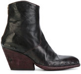 Officine Creative thick heeled ankle boots