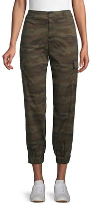 Sanctuary Stretch-Cotton Cargo Pants
