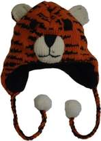 Revive Online Men's Nepal Animal Hat Wool Tiger 58 Cm