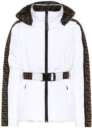 Fendi Reversible ski jacket
