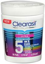 Clearasil Ultra 5 In 1 Pads