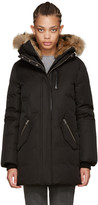 Mackage Black Down Marla Parka
