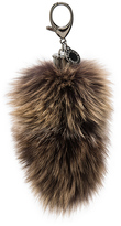 Rebecca Minkoff Fox Tail Bag Charm
