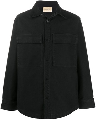 Fear Of God Denim Shirt Jacket