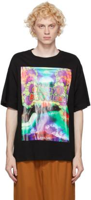 Landlord Black Relax T-Shirt