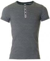 Remus Knitted Henley T-shirt