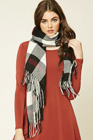 Forever 21 Plaid Flannel Scarf