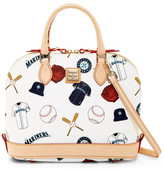 Dooney & Bourke Mariners Zip Zip Satchel