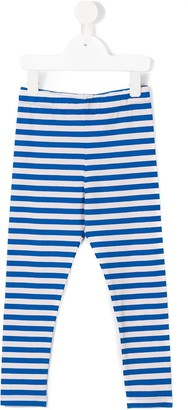 Tiny Cottons Striped Leggings