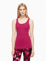 Kate Spade Cinched bow tank