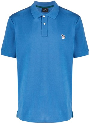 Paul Smith Short Sleeve Polo Shirt