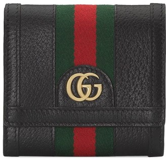 Gucci Ophidia GG Web wallet