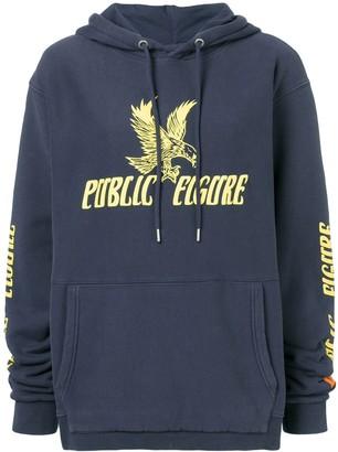 Heron Preston Public Figure hoodie