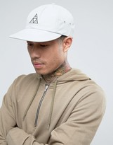 Huf 6 Panel Cap Formless Triple Triangle