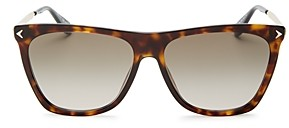 Givenchy Women's Flat Top Square Sunglasses, 57mm