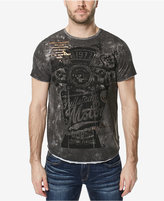 Buffalo David Bitton Men's Graphic Print T-Shirt
