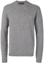 Versace Medusa logo jumper - men - Wool - 44