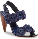 Tory Burch Freya Eyelet Slingback Sandal (Women)