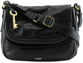 Fossil New Women's Peyton Double Flap Bag